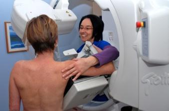 mammographieuntersuchung